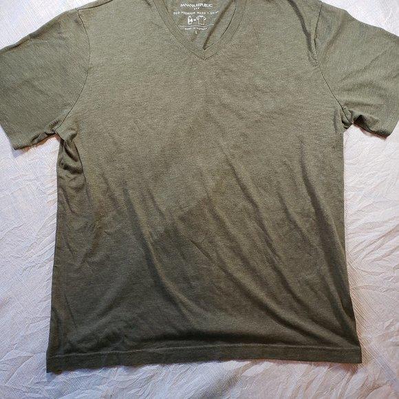 Men's Banana Republic Eco Premium Wash T-Shirt